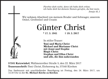 Günter Christ