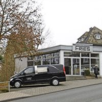 Standort Beerdigungsinstitut Fries